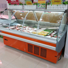 Premium Supermarket Refrigerator Cooler for Supermarket Display Food with 201 Stainless Steel